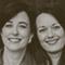 IMG: Marnie Harnel and Jen Stevenson