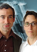 Alison Bechdel and Craig Thompson