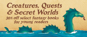 For a limited time, save 30% on select fantasy books for young readers.