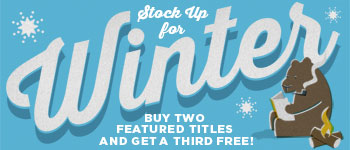 Buy two featured titles and get a third for free!