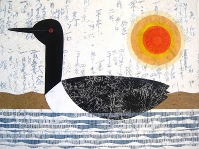 Kate Endle's loon