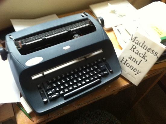 My Selectric Typewriter