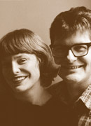 Colin Meloy and Carson Ellis