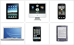 Google eBooks Devices