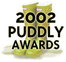 The 2002 Puddly Awards
