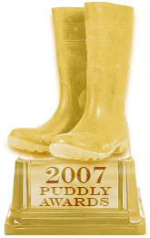 The 2007 Puddly Awards