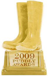 The 2009 Puddly Awards