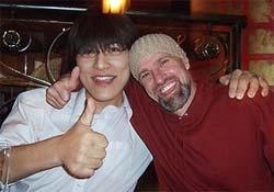 Shirota (left)
