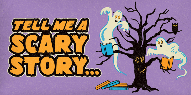 Spooky Stories for Kids