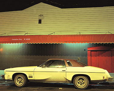 Cars: New York City, 1974-1976 by Langdon Clay
