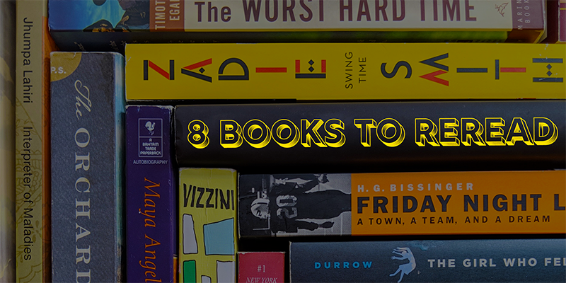 8 Books to Reread