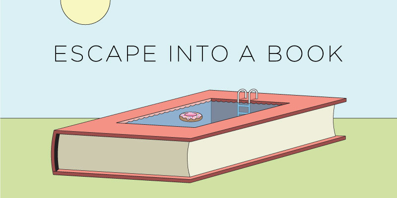 Escape Into a Book