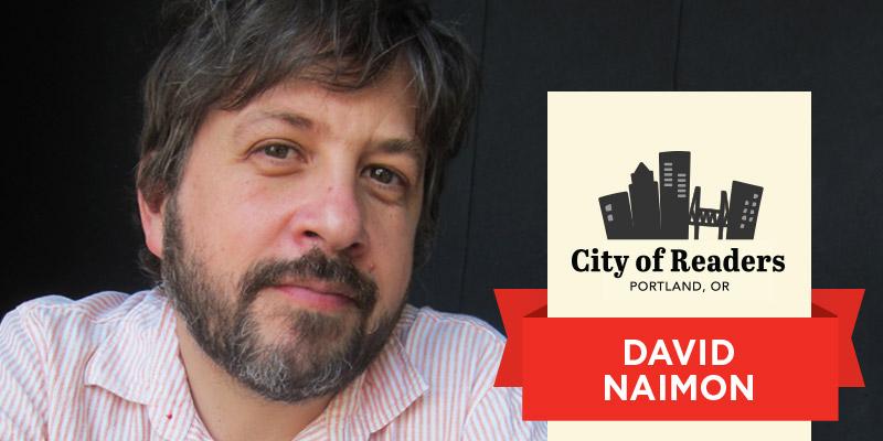 City of Readers: David Naimon