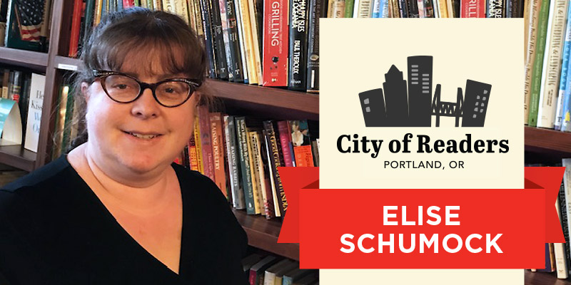 City of Readers: Elise Schumock