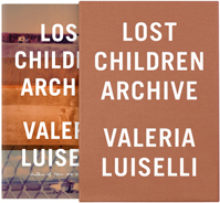 Lost Children Archive in slipcase