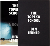 Ben Lerner, author of The Topeka School