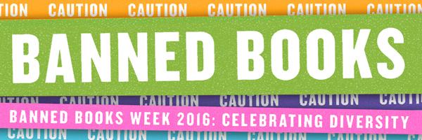 Banned Books Week 2016: Celebrating Diversity
