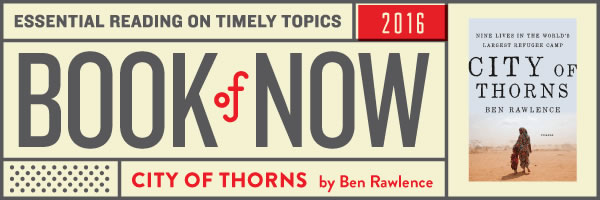 Book of Now: City of Thorns