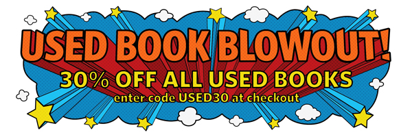Used Book Blowout! 30% off all used books. Enter code USED30 at checkout.