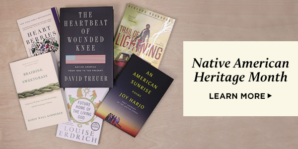 Native American Heritage Month - learn more