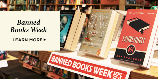 Banned Books Week - Learn More