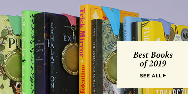 Best Books of 2019. See all.