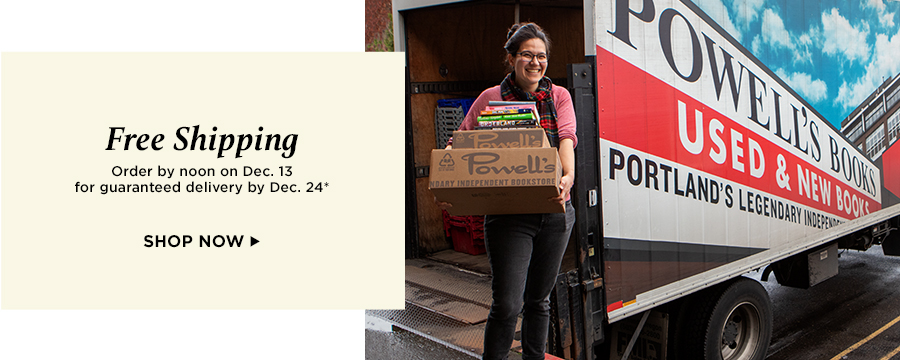 Free Shipping! Order by noon on Dec. 13 for guaranteed delivery by Dec. 24.* Shop Now