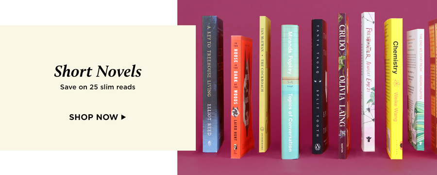 Short Novels: Save on 25 slim reads