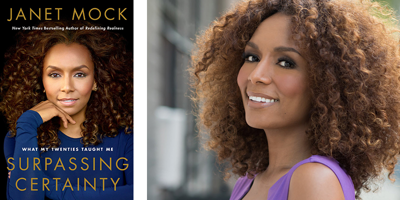 Powell's Interview: Janet Mock, Author of 'Surpassing Certainty'