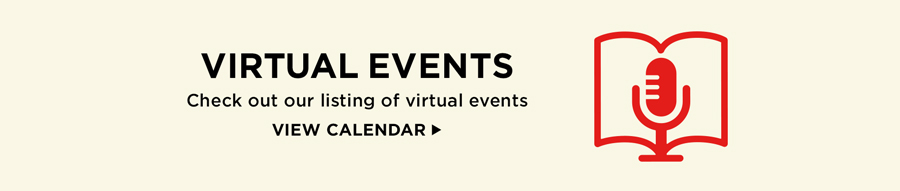 Powell's Books Virtual Events