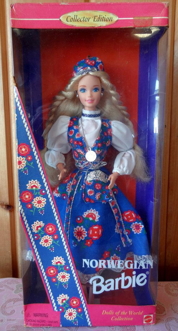 Norwegian Barbie