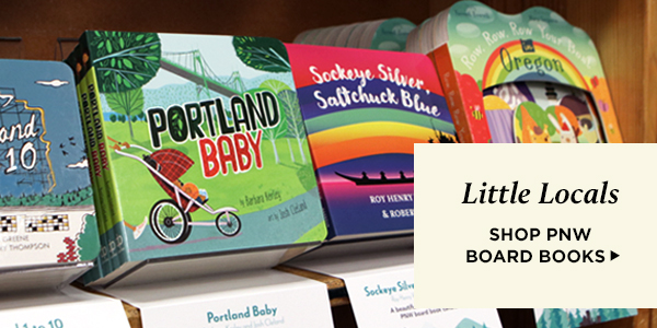 Little Locals: Shop PNW board books