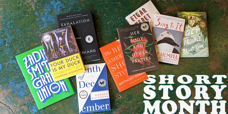 10 Short Story Collections for Short Attention Spans