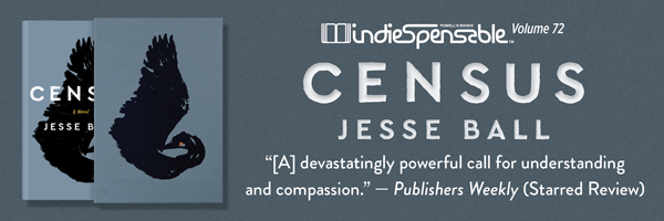 Indiespensable 72: Census by Jesse Ball