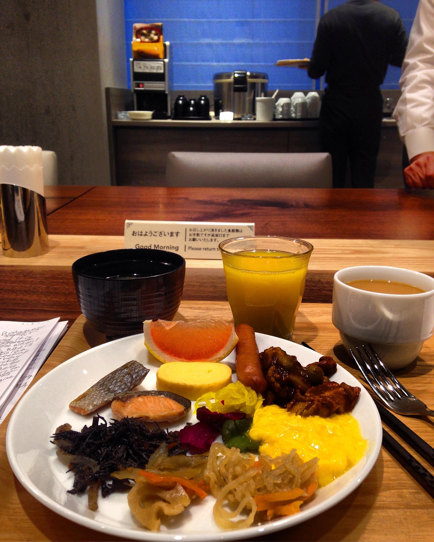 IMG: Breakfast Suidobashi