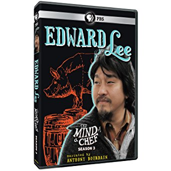 Edward Lee: The Mind of a Chef, Season 3 DVD.