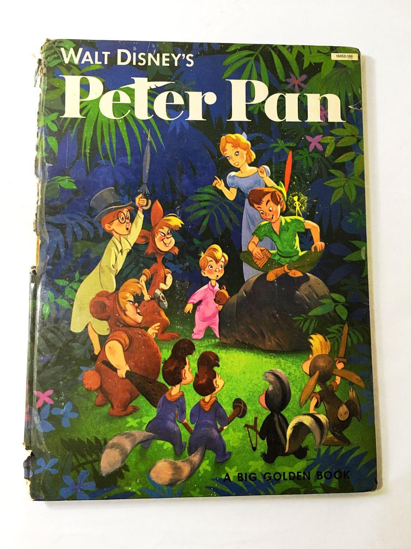 Disney's Peter Pan.