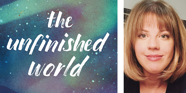IMG: Amber Sparks, The Unfinished World