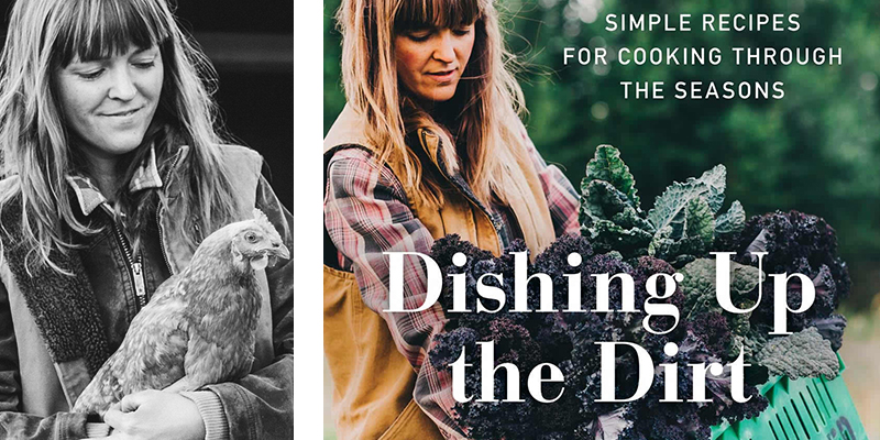 Dishing Up the Dirt by Andrea Bemis