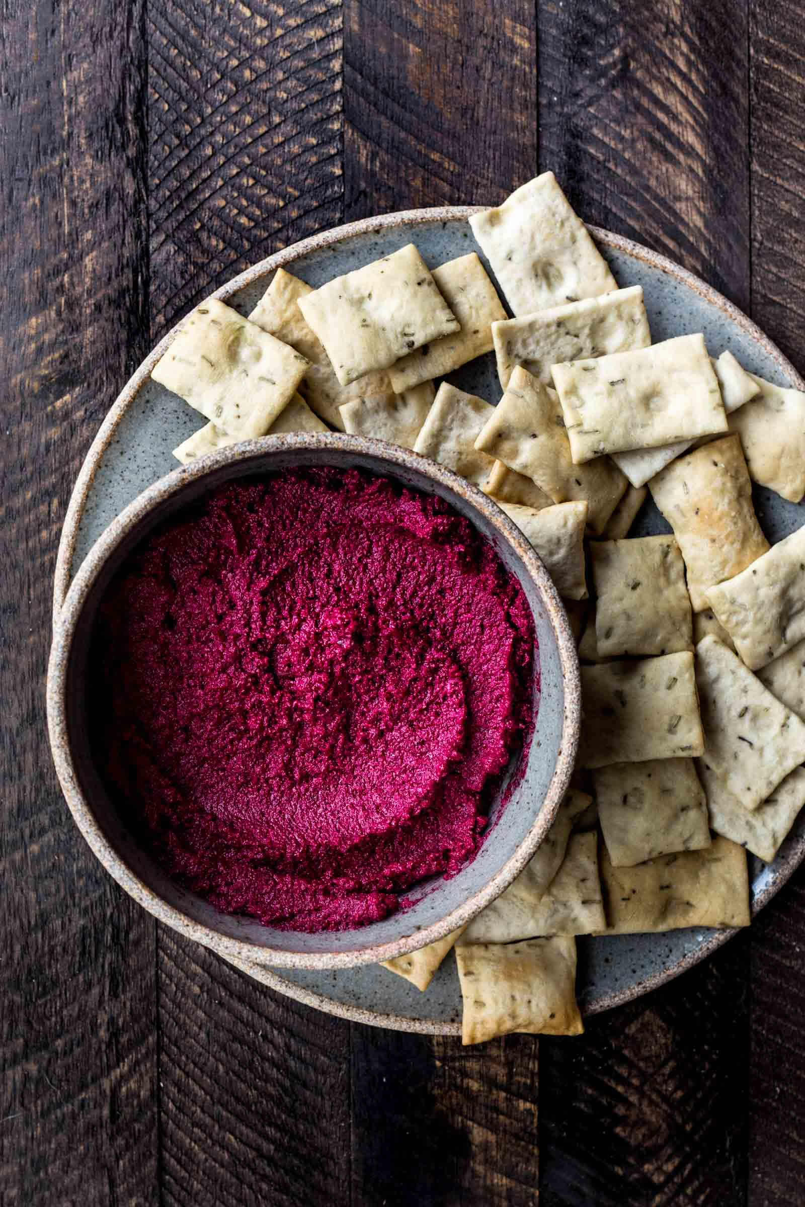 Photo: Beet Butter from Dishing Up the Dirt by Andrea Bemis