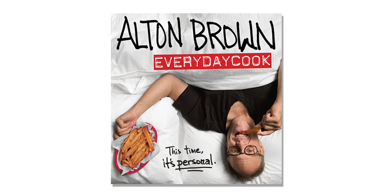 Everydaycook: This Time, It's Personal by Alton Brown