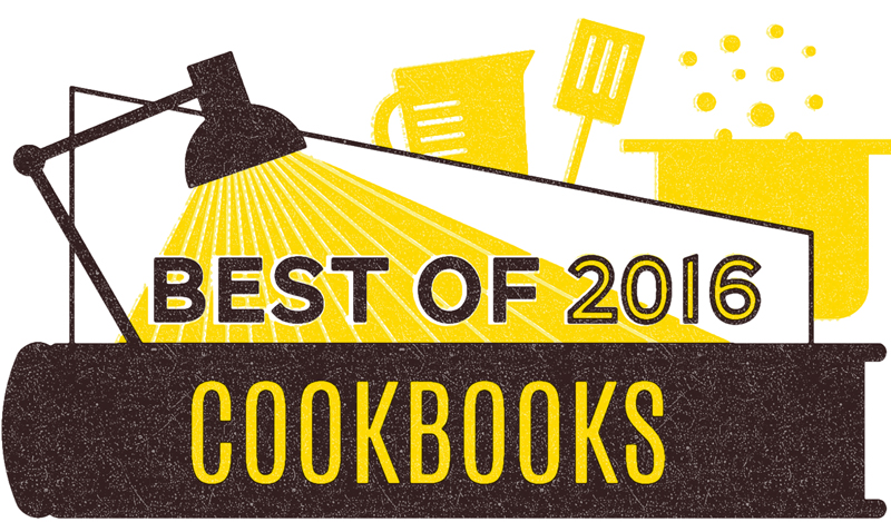 Best of 2016: Cookbooks