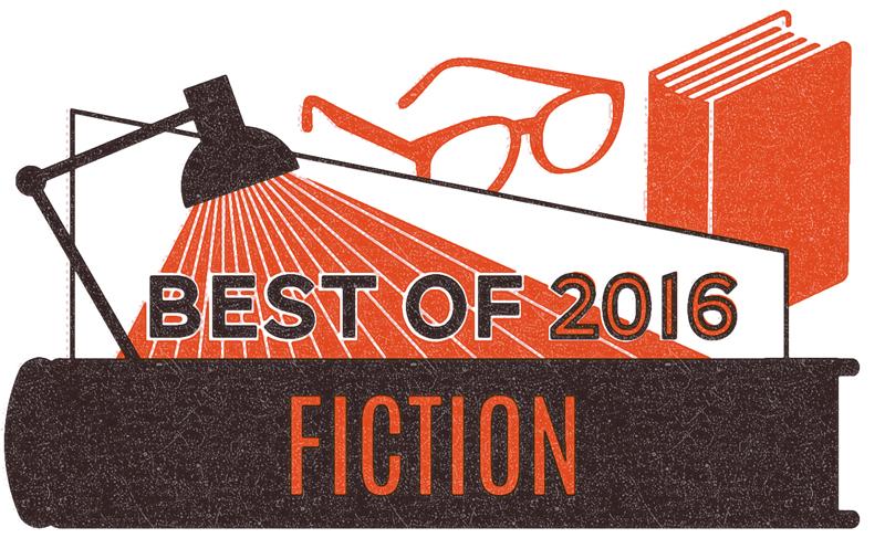 Best Fiction of 2016