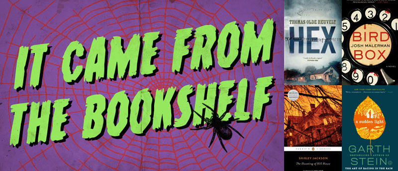 It Came From the Bookshelf: Our Favorite Scary Books