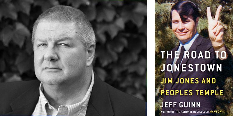 The Road to Jonestown by Jeff Guinn