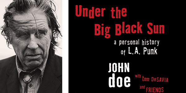 John Doe, Under the Big Black Sun