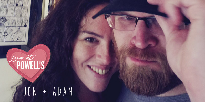Love at Powell's: Jen and Adam's Story