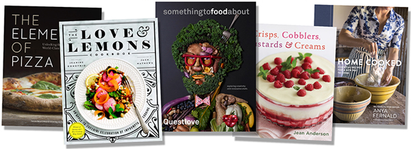 On the Table: Love and Lemons, The Elements of Pizza and more