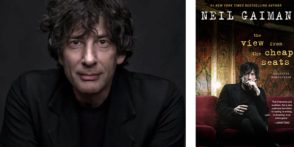 Neil Gaiman, The View from the Cheap Seats