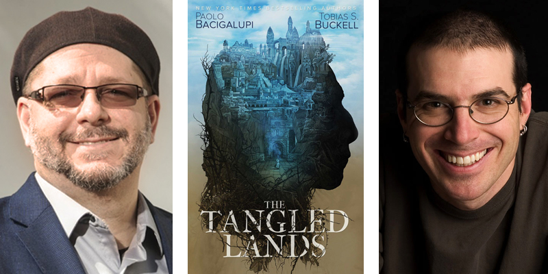 The Tangled Lands by Paolo Bacigalupi and Tobias S. Buckell
